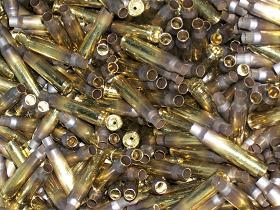 223 Lake City NEW UnPrimed Brass