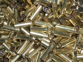 Pistol Brass (25 Auto - 38 Special)